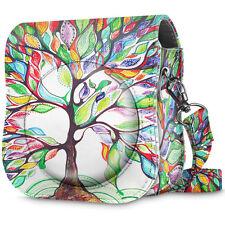 For Fujifilm Instax Mini 26 25 Instant Camera Case Bag Cover + Removable Strap