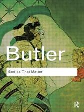 Society And Culture Bundle Rc: Bodies That Matter: On The Discursive Limits O...