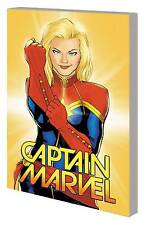 Captain Marvel Vol 1 Higher, Further, Faster, More Tpb Marvel Now!