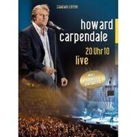 """HOWARD CARPENDALE """"20 UHR 10 LIVE"""" DVD NEUWARE"""
