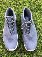 Nike Boys Jordan Horizon Basketball Shoe Wolf Grey//Dark Grey//White 11.5C PS