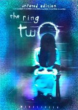 THE RING TWO - UNRATED VERSION - NAOMI WATTS, DAVID DORFMAN - DVD - STILL SEALED
