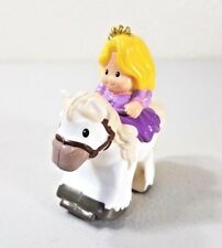 Fisher Price Little People Disney Rapunzel Klip Klop Horse
