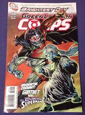 Green Lantern Corps 52 Nov 2010 Brightest Day! NEW Unread 9.4+ NM