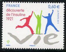 STAMP / TIMBRE de FRANCE NEUF N° 4630 ** DECOUVERTE DE L'INSULINE