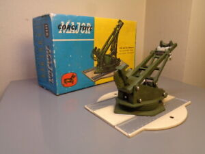 CORGI MAJOR TOYS No 1116 VINTAGE 1950'S MISSILE LAUNCHING RAMP RARE NMINT IN BOX