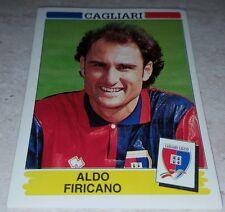 FIGURINA CALCIATORI PANINI 1994/95 CAGLIARI FIRICANO ALBUM 1995