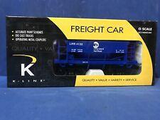 K-Line K671-3745 LIRR MTA LONG ISLAND RAILROAD BALLAST HOPPER CAR 0 Scale Trains