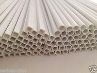 5x Styrene Strip -Model Building Tube Section Architecture Plastrukt Evergreen