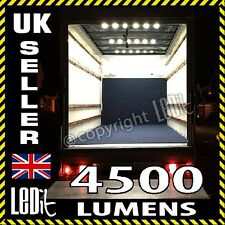 12V LED Light Kit, Interior, LUTON BOX VAN - Plus loading bay LEDs