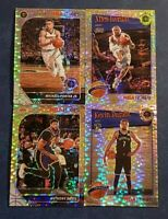 2019-20 NBA Hoops Premium Stock PULSAR PRIZMS with Legends You Pick