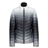 Regatta Azuma II Jacket Ladies Black Grey White Bubble Padded Puffer Coat UK 16