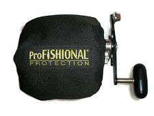 Overhead Fishing Reel Cover Small Size - padded Made in Australia