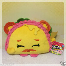NEW SHOPKINS TACO TERRIE PLUSH STUFFED TOY - NEW WITH TAGS (w/ MINOR BLEMISH)