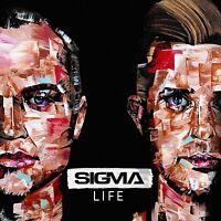 SIGMA LIFE CD ALBUM (December 4th 2015)