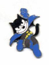 Pin's Félix le Chat Felix le Chat super-héros Démons et Merveilles