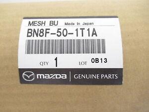 Genuine OEM Mazda BN8F-50-1T1A Front Bumper Lower Grille Mesh 2004-2006 3