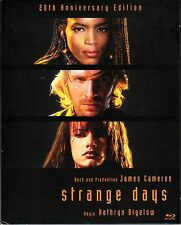 Strange Days , uncut , Blu_Ray + DVD edition , new and sealed , James Cameron