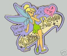 Disney Tinkerbell Pixie Room Pin