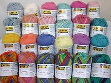 My First Regia 4 Ply Sock yarn x 25g ~ Ideal babies & toddlers ~ Choose Shade