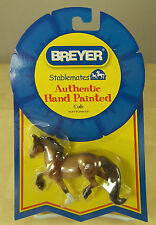 BREYER Stablemates COB HORSE Authentic Hand Painted  New on Card 5908
