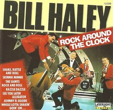 BILL HALEY & THE COMETS : ROCK AROUND THE CLOCK / CD - TOP-ZUSTAND