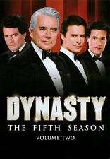 DVD Dynasty The Fifth Season 5 Five Volume 2 NEW SEALED