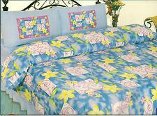 PARIS Queen Size Quilt / Doona Cover Set - BNIP
