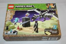 Lego Minecraft The End Battle 21151 Sealed Gift NEW 2019