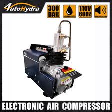4utohydria High Pressure Electric Air Compressor Adjustable Pressure Air Pump