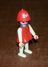 Playmobil vie quotidienne vintage journaliste TVI 3571