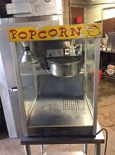 Commercial Star Popcorn Popper, Heavy Duty, 115v, 1790 Watts, A-1 Condition