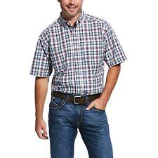 ARIAT Mens Bamberg Classic Fit Shirt Multi