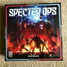 Specter Ops Board Game - opened, never played