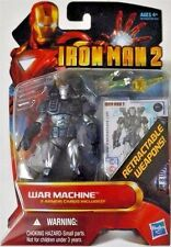 "MARVEL'S WAR MACHINE ( 4""- INCH ) MARVEL COMIC SERIES ( 2010 ) ACTION FIGURE #23"