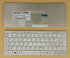 NEW FOR Acer eMachines 350 355 EM350 EM355 Keyboard Nordic wHITE