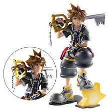Kingdom Hearts II / 2 Sora Static Arts Gallery Statue Statuette USA Seller NEW