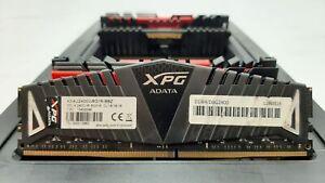 LOT 8 XPG PNY HYPERX 8GB DDR4 PC4-2400T-U 19200MB/s XLHS NON ECC DIMM MEMORY RAM