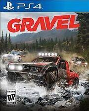 Gravel (Sony PlayStation 4, 2017)