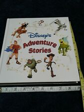 Disney Adventure Stories: Peter Pan Robin Hood Pooh Jungle Book Toy Story Mulan.