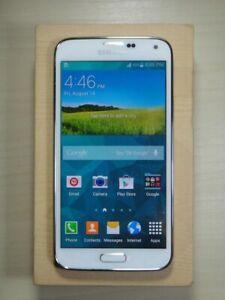 Samsung Galaxy S5 16GB White,unlocked 100%,Bell,Chatr,Fido..so on