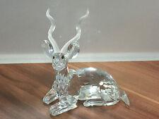 "SWAROVSKI anni personaggio 1994 Kudu 10,5 cm! ""vetrina PEZZO"""