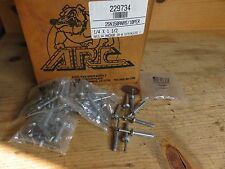 """1/4"""" x 1 1/2""""  Nail In Anchor   Stainless Steel  1,000  pcs ( Full Box )"""