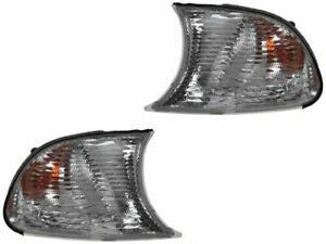 FITS FOR BMW 325CI 330CI COUPE CONV. 2002 2003 CORNER LAMP CLEAR RIGHT & LEFT