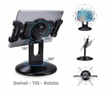 Support for Ipad tablet design swivel office reception business presentation