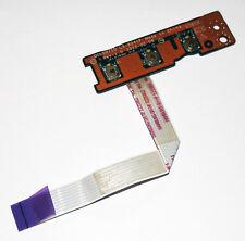 DELL INSPIRON 15R-5520 7520 MULTI-MEDIA CONTROL LED STATUS BOARD CABLE LS-8241P