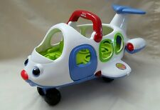 Fisher PriceLittle People Lil' Movers Airplane (2005)