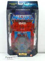 MOTU, Commemorative Stratos, MISB, sealed box, MOC, Masters of the Universe, NIP