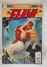 The Flash Annual #10 1997 DC Comics Pulp Heroes ~ I Married The Flash!