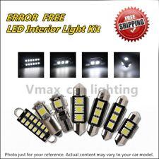 8X Bright White Car LED Interior Light Kit Fit 2011-up VW Volkwagen Jetta wagon